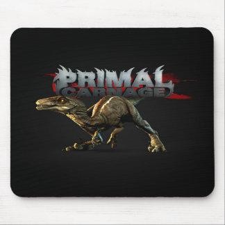 Raptor Mousepad - Primal Carnage