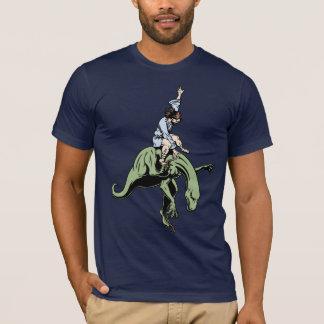 Raptor Rodeo Jesus T-Shirt