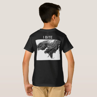 Raptor shirt dragon