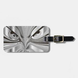 Raptor Spirit ~ Luggage tag