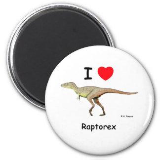 Raptorex 2 Inch Round Magnet