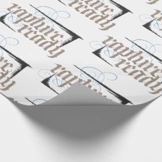 Rapture Ready - Elegant Modern Religious Christian Wrapping Paper