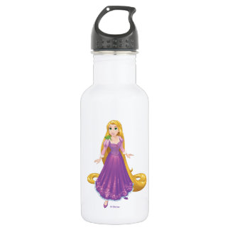 Rapunzel And Pascal 532 Ml Water Bottle