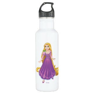 Rapunzel And Pascal 710 Ml Water Bottle