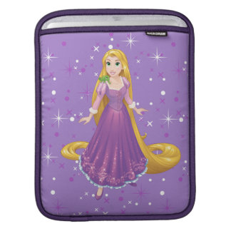 Rapunzel And Pascal iPad Sleeve