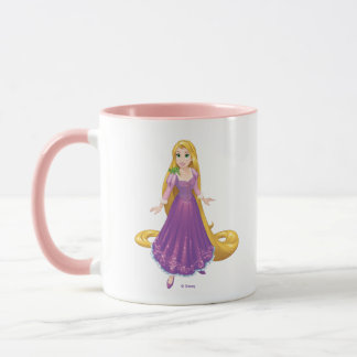 Rapunzel And Pascal Mug