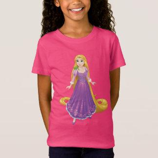 Rapunzel And Pascal T-Shirt