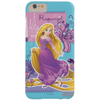Rapunzel - Artistic Princess Barely There iPhone 6 Plus Case