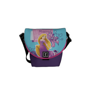 Rapunzel - Artistic Princess Commuter Bag