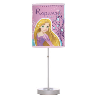 Rapunzel - Artistic Princess Desk Lamps