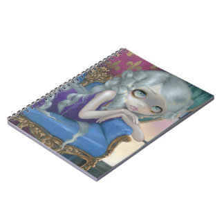 """Rapunzel at Twilight"" Notebook"