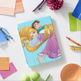Rapunzel | Bad Hair Day iPad Cover