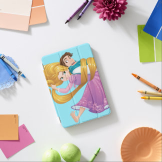 Rapunzel | Bad Hair Day iPad Mini Cover