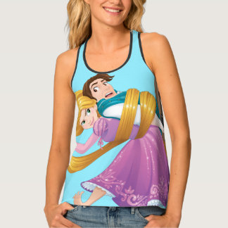 Rapunzel | Bad Hair Day Tank Top