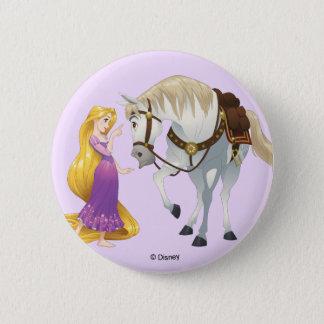 Rapunzel | Besties 4Ever 2 Inch Round Button