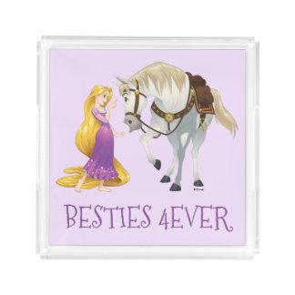 Rapunzel   Besties 4Ever Serving Tray