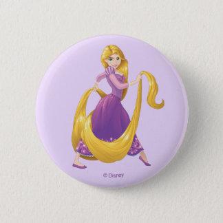 Rapunzel | Big Hair Day 2 Inch Round Button