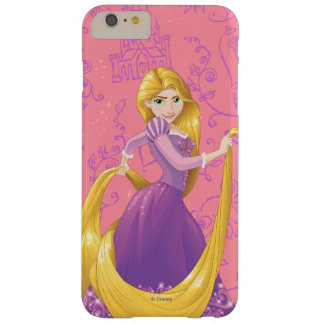 Rapunzel | Big Hair Day Barely There iPhone 6 Plus Case