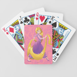Rapunzel | Big Hair Day Bicycle Playing Cards