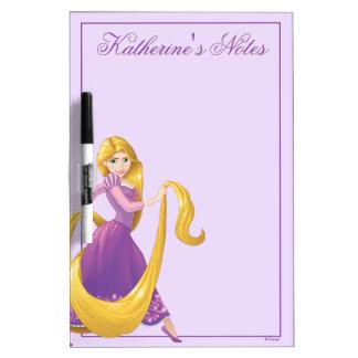 Rapunzel   Big Hair Day Dry Erase Board