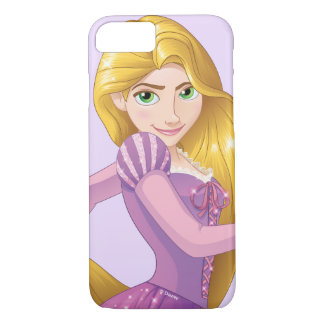 Rapunzel | Big Hair Day iPhone 7 Case