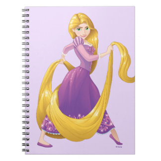 Rapunzel | Big Hair Day Note Book