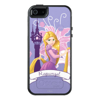 Rapunzel - Determined OtterBox iPhone 5/5s/SE Case