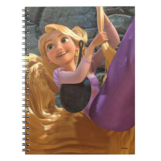 Rapunzel   Dream Big Spiral Notebook