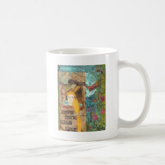 Rapunzel, Dreaming Coffee Mug