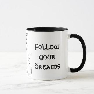 Rapunzel Follow your dreams Mug