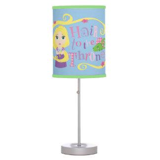 Rapunzel - Hair to the Throne Desk Lamp