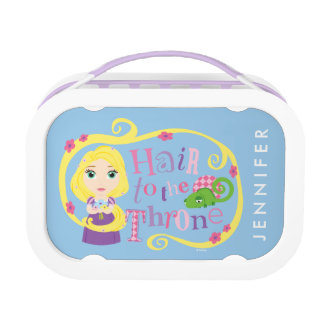 Rapunzel - Hair to the Throne Lunch Box