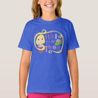 Rapunzel - Hair to the Throne T-Shirt