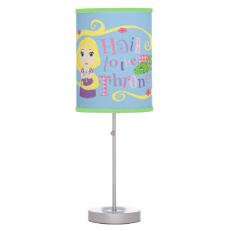 Rapunzel - Hair to the Throne Table Lamp