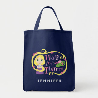Rapunzel - Hair to the Throne Tote Bag