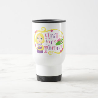 Rapunzel - Hair to the Throne Travel Mug