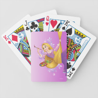 Rapunzel | Hanging Around Bicycle Playing Cards