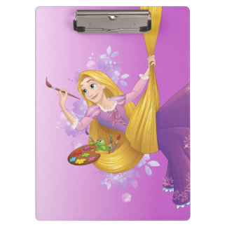 Rapunzel | Hanging Around Clipboard