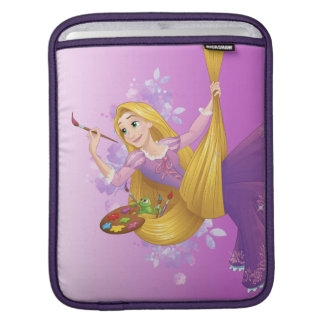 Rapunzel | Hanging Around iPad Sleeve