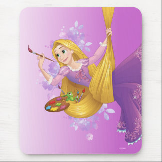Rapunzel | Hanging Around Mouse Pad