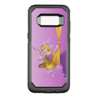 Rapunzel | Hanging Around OtterBox Commuter Samsung Galaxy S8 Case