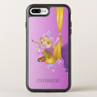 Rapunzel | Hanging Around OtterBox Symmetry iPhone 8 Plus/7 Plus Case
