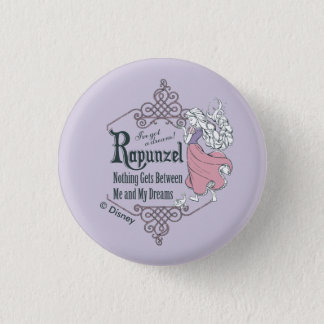 Rapunzel | I've Got a Dream! 1 Inch Round Button