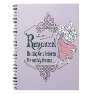 Rapunzel | I've Got a Dream! Spiral Notebook