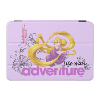 Rapunzel | Life Is An Adventure iPad Mini Cover