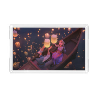 Rapunzel | Make Your Own Magic Acrylic Tray