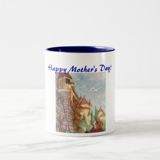 Rapunzel Mother's Day Mug
