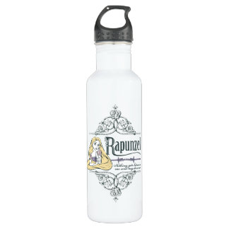 Rapunzel | Nothing Between Me and My Dreams 710 Ml Water Bottle