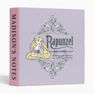 Rapunzel   Nothing Between Me and My Dreams Binder