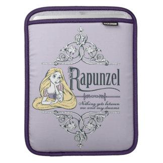 Rapunzel   Nothing Between Me and My Dreams iPad Sleeve
